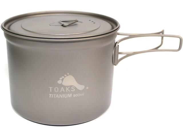 Toaks Titanium D115mm Marmite 0.9 litres
